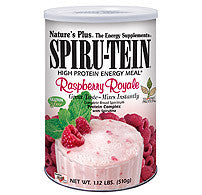 Nature's Plus Raspberry Royale SPIRU-TEIN® Shake 510g