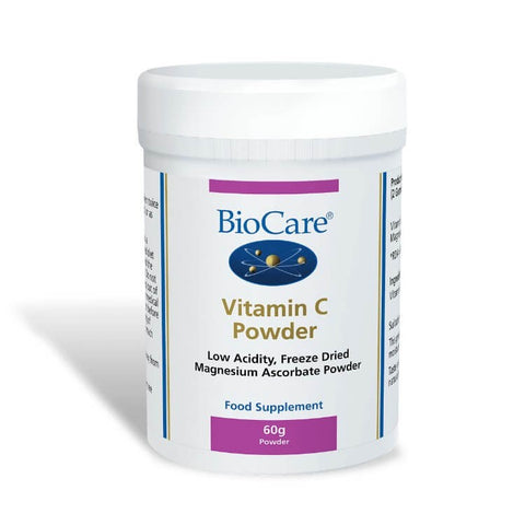 BioCare Vitamin C Powder 60g