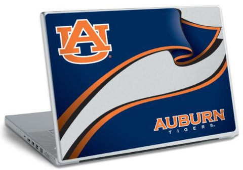 RoomMates RMK0234SS Peel and Stick Laptop Wear, University of Auburn
