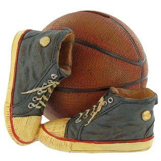 Basketball & Sneakers Coin Bank