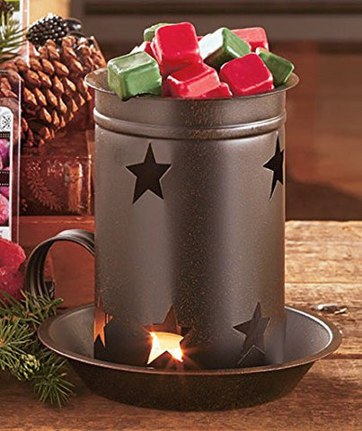 Country Star Tart Warmer