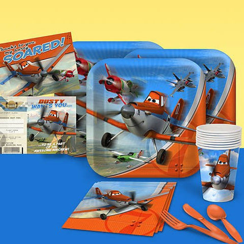 Disney Planes - Party Pack - Boys Birthday Party Supplies