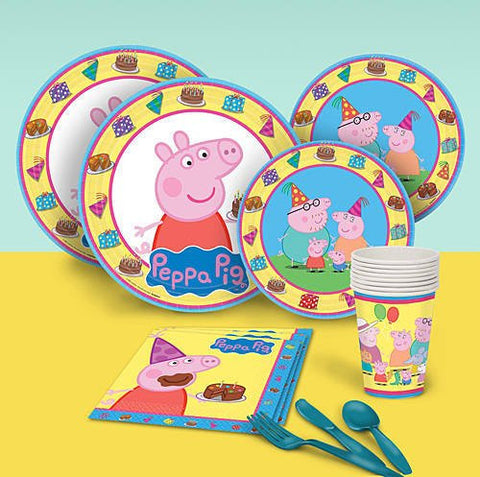 Peppa Pig Basic Party Pack
