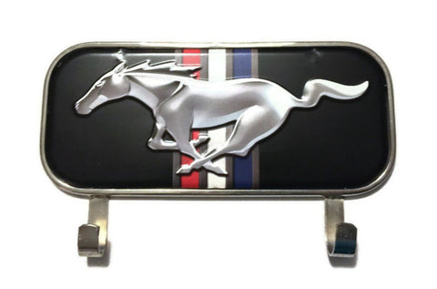 Ford Mustang Horse Logo Wall Hook - Keys, Coats, Hats - Man Cave