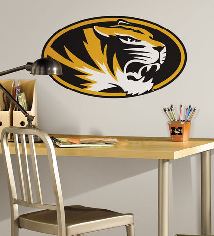 University of Missouri Giant Peel and Stick Wall Decal