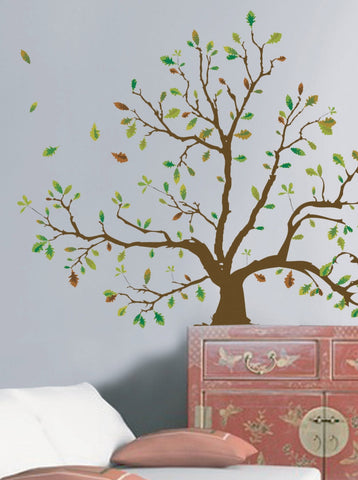 Autumn Tree Wall Decals