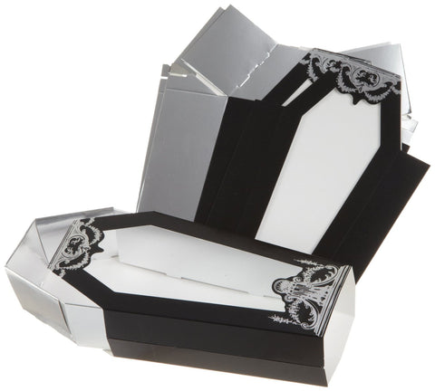 Wilton Coffin Treat Box
