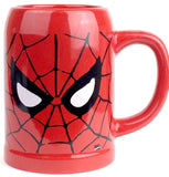 Marvel Comics: Spiderman 22 Ounce Ceramic Stein/Mug