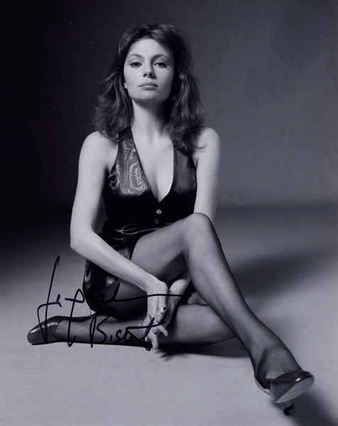 JACQUELINE BISSITT SIGNED IN PERSON PHOTO