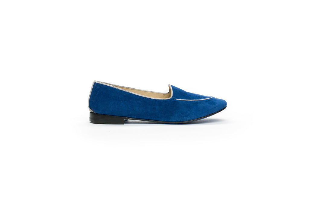 BOS Blue Loafer