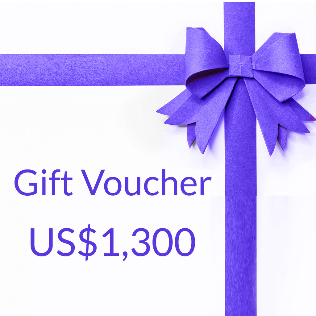 Show her your gratitude with an Isabella Wren Gift Voucher - The perfect gift