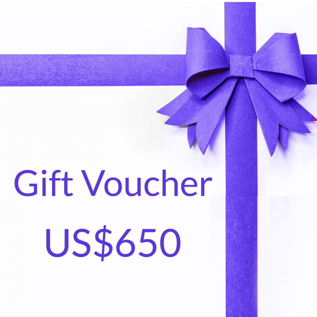 Shower her in luxury with an Isabella Wren Gift Voucher- The perfect choice