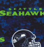 Fleece Coat or Cozie - Seahawks Fabric Designs