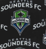 Fleece Coat or Cozie - Sounders Fabric Designs
