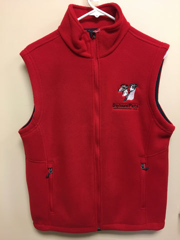 GPI Logo Vests