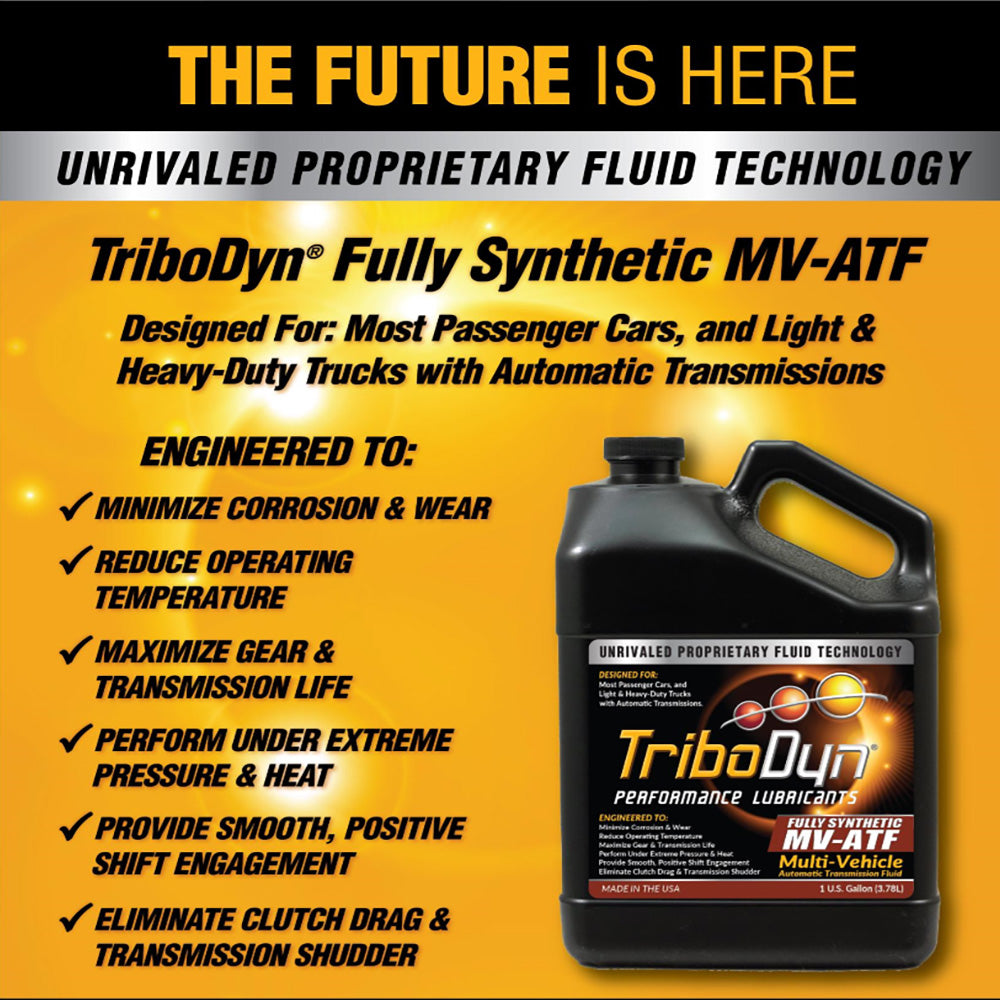 TriboDyn Multi-Vehicle ATF Fully Synthetic