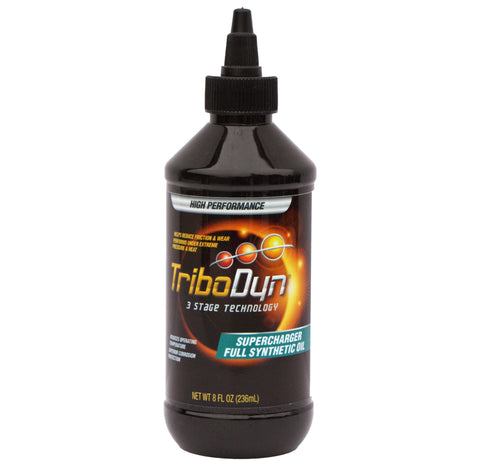 TriboDyn Supercharger Oil- 8 Ounce
