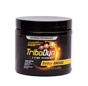 TriboDyn (Patented) TriMax Grease- 16 Ounce
