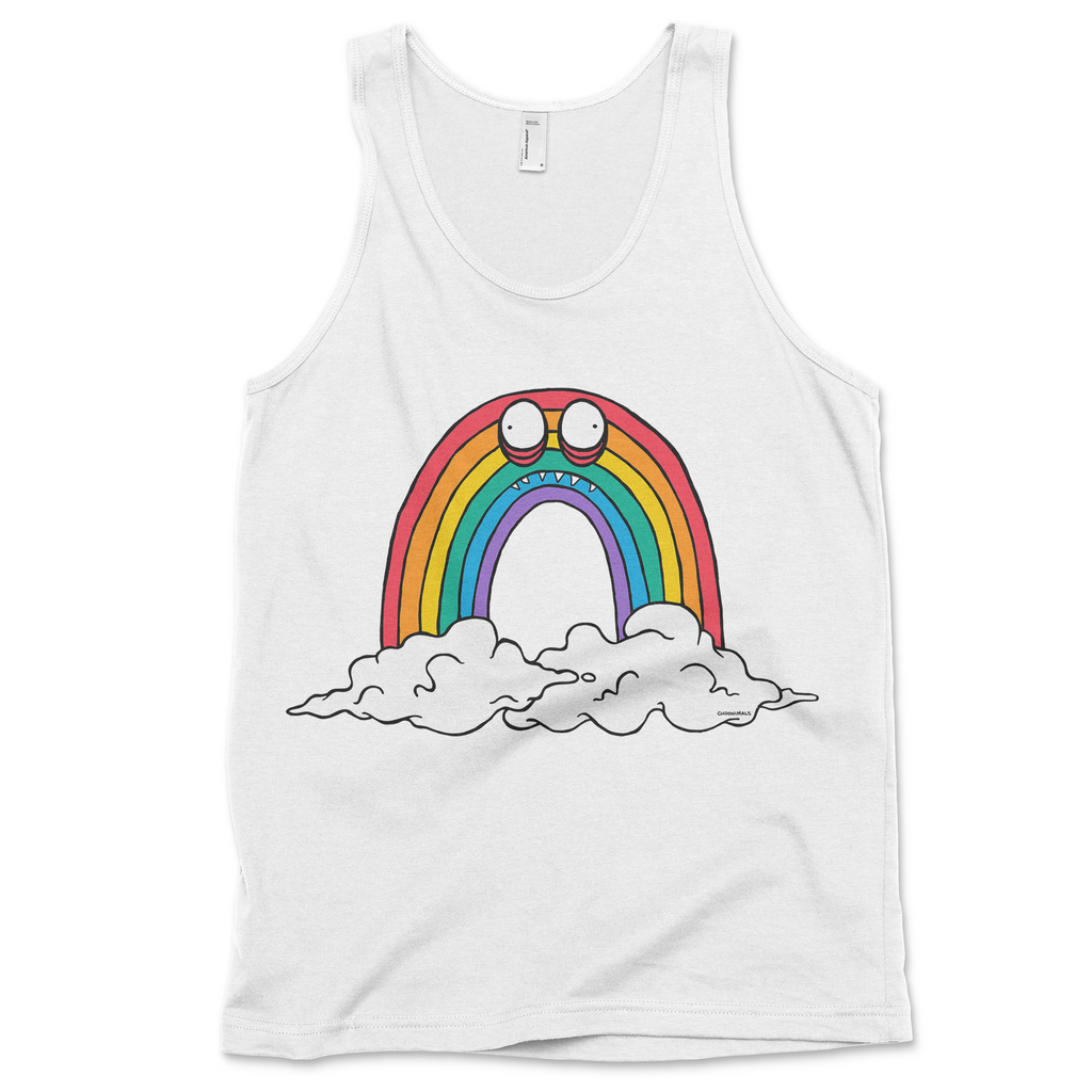 RAINBOW CHOON TANK TOP