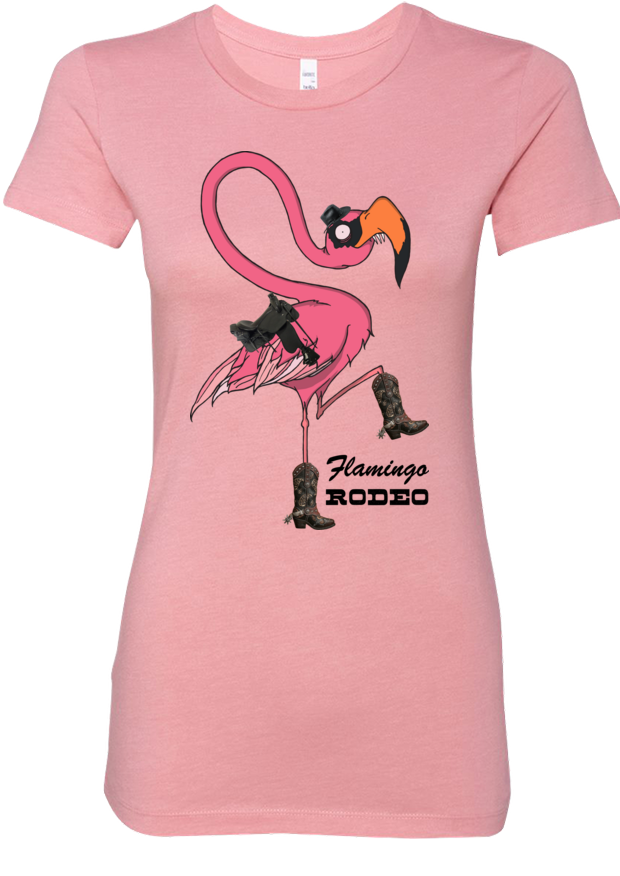 Women's Flamingo Rodeo