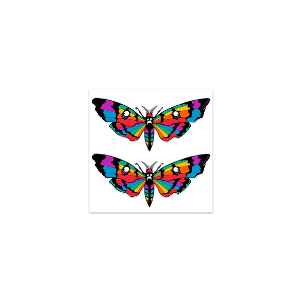 PRIDE MOTH STICKERS