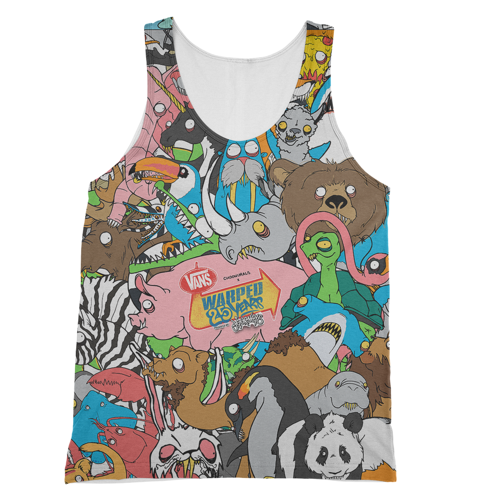 Vans Warped Tour 2019 Tank Top