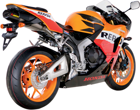 AKPRAPOVIC SLIP ON CBR 600RR 2013 - 2015
