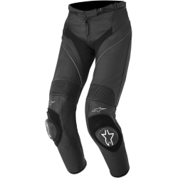 STELLA MISSILE LEATHER PANTS
