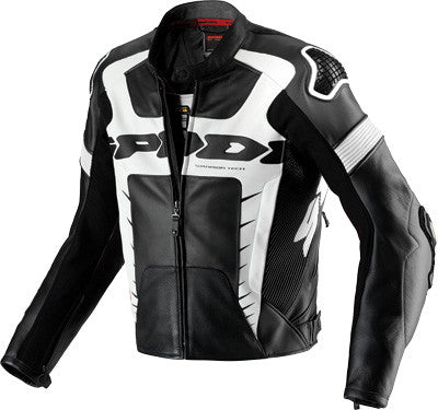 SPIDI WARRIOR PRO LEATHER JACKET