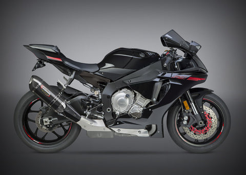 YOSHIMURA SLIP ON  Yamaha YZF-R1 2015 Signature ALPHA SO SS-SS-CF