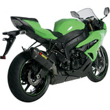 AKPRAPOVIC SLIP ON ZX6R 2009 - 2012