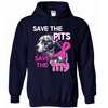 Hoodie - Save The Pits