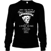 Eyes Of An Animal - Long Sleeve - True Best Friend
