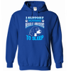 Put Beagle Abusers To Sleep Hoodie