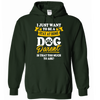 Stay At Home Dog Parent Hoodie