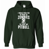 Pit Bull Zombie