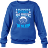 Stop Abuse -  Sweat Shirt - True Best Friend