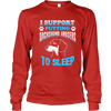 Put Dachshund Abusers To Sleep - Long Sleeve - True Best Friend