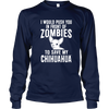 Zombie Chihuahua - Long Sleeve - True Best Friend