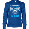Put Pug Abusers To Sleep - Long Sleeve