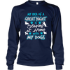 Staying At Home - Long Sleeve