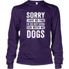 Sorry - Long Sleeve