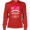 My Dog Is The Heart - Long Sleeve