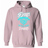Paw Prints On Your Heart Hoodie