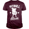 Pitbull Mom - True Best Friend
