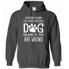 Everyone Thinks They Have the Best Dog Hoodie