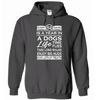 Dog Years Hoodie - True Best Friend