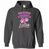 Dogs Do Speak Hoodie - True Best Friend