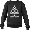 Paw Christmas Tree Sweat Shirt