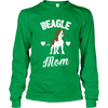 Beagle Mom - Long Sleeve - True Best Friend